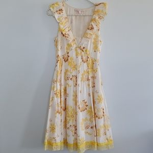 Rebecca Taylor cotton/silk sun dress, 2